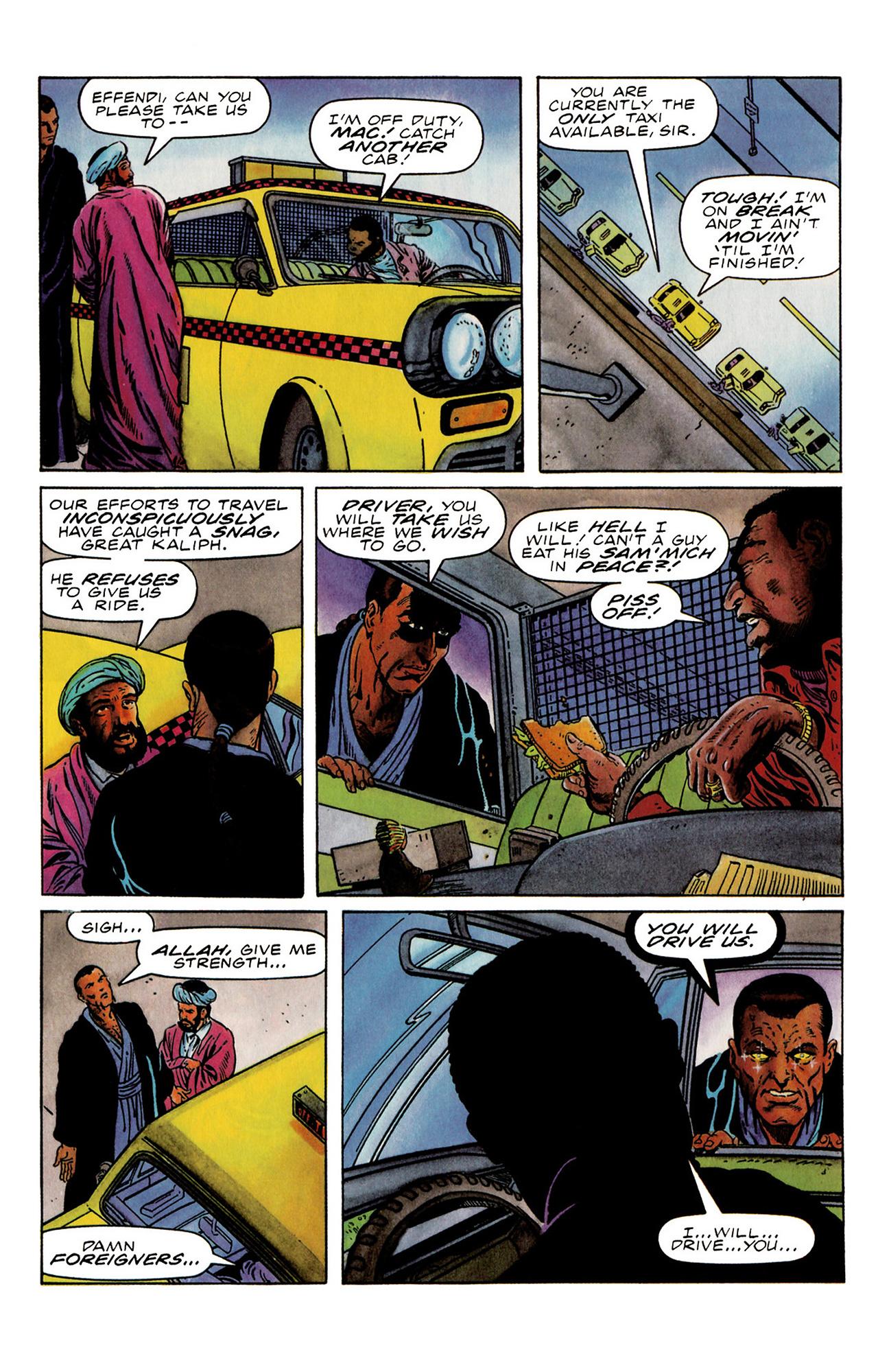 Read online Harbinger (1992) comic -  Issue #19 - 9