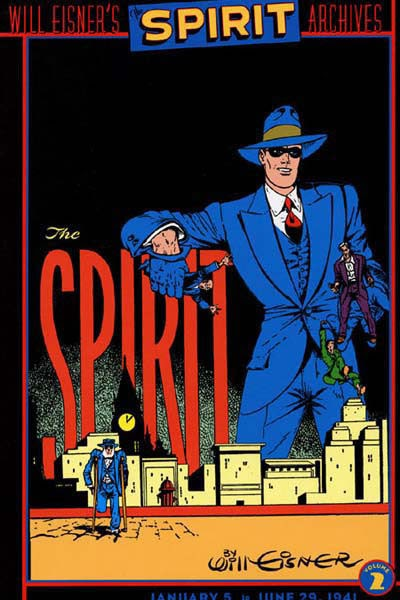 Read online Will Eisner's The Spirit Archives comic -  Issue # TPB 2 (Part 1) - 1