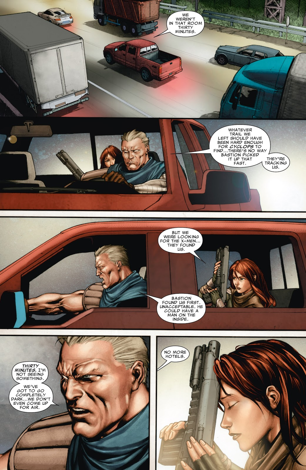 Read online X-Men: Second Coming comic -  Issue # _TPB (Part 1) - 84