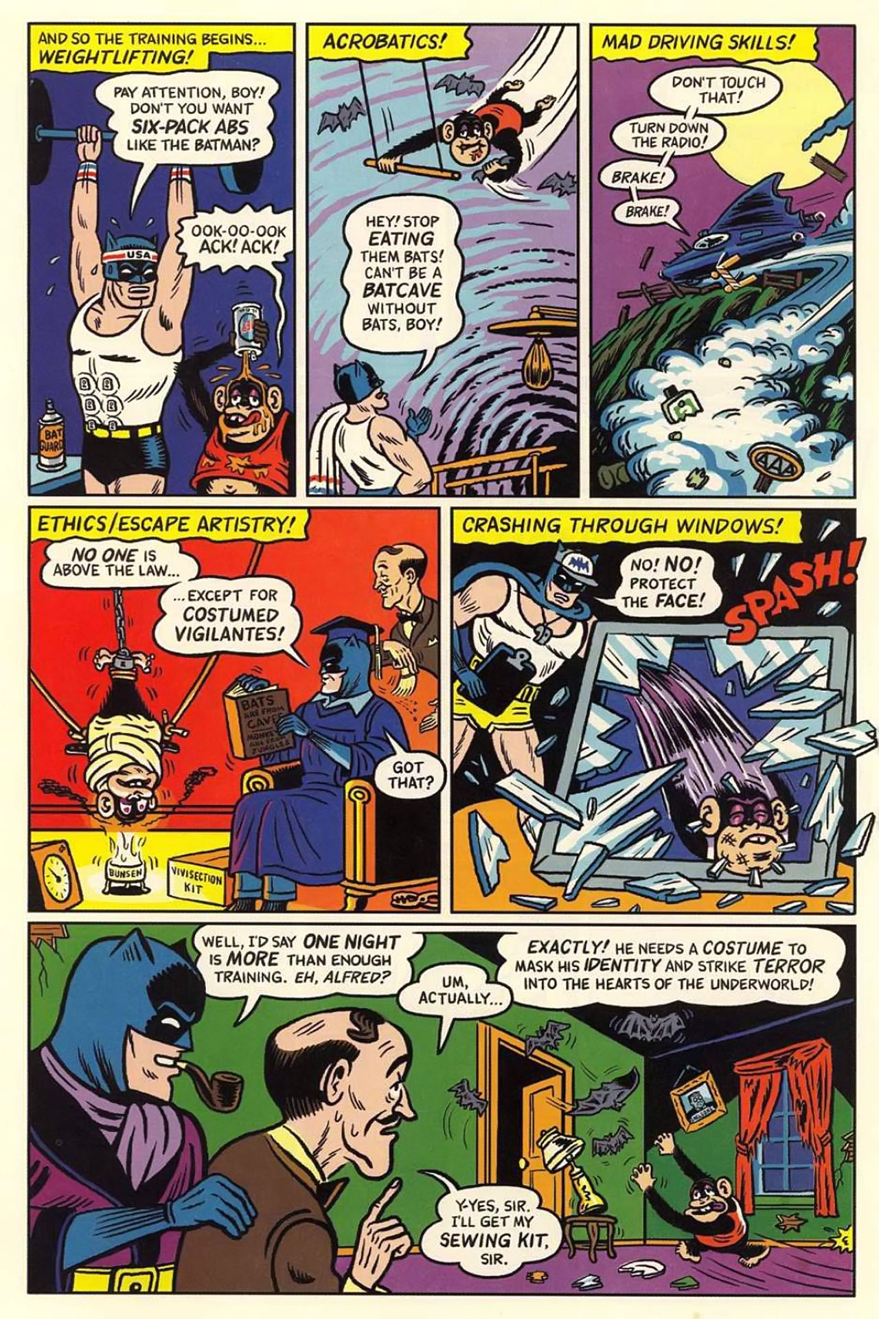 Read online Bizarro World comic -  Issue # TPB - 90