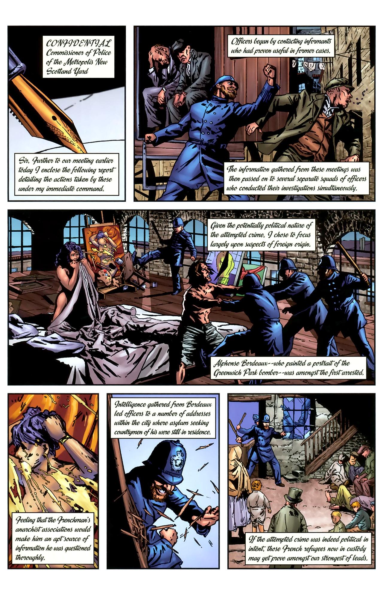 Read online Sherlock Holmes (2009) comic -  Issue #4 - 16