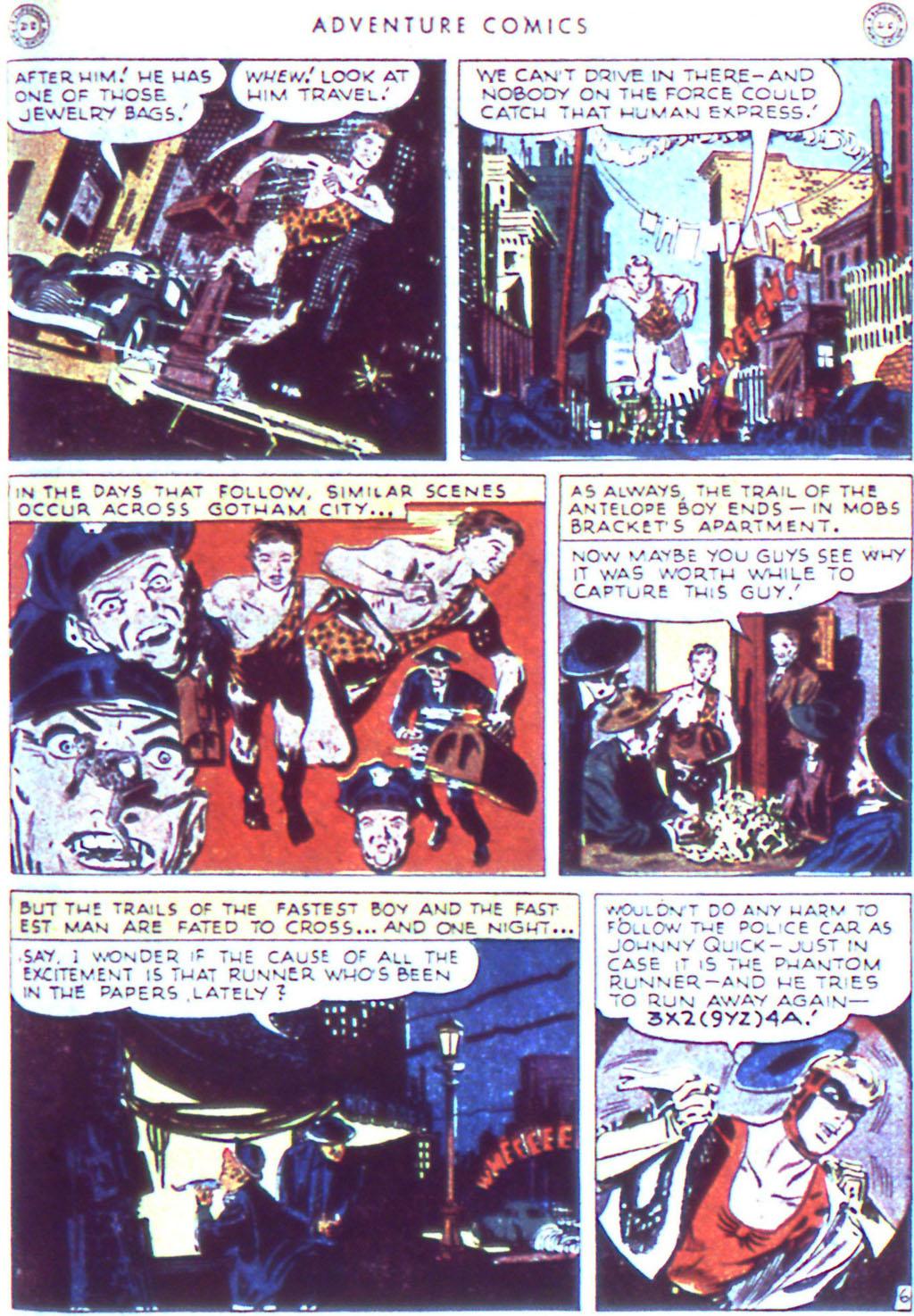 Read online Adventure Comics (1938) comic -  Issue #123 - 45