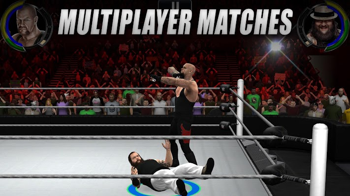 Download WWE 2K Mod Apk