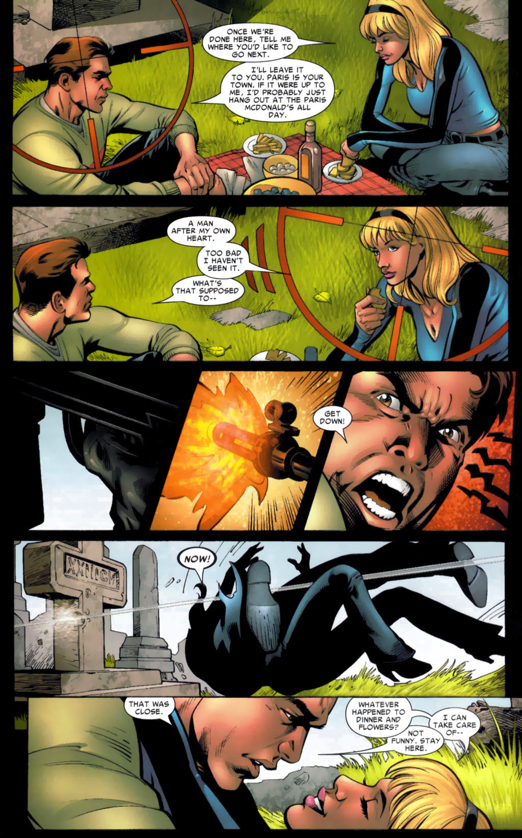 The Spectacular Spider-Man (2003) 25 Page 3