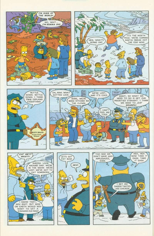 Read online Simpsons Comics comic -  Issue #41 - 15
