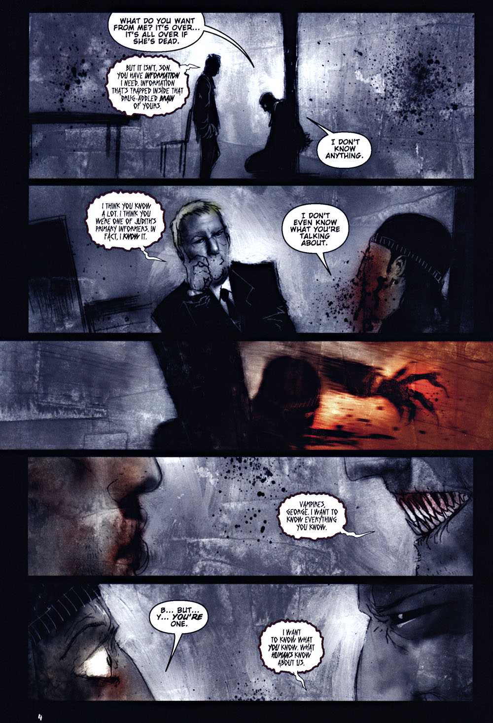 Read online 30 Days of Night: Return to Barrow comic -  Issue #2 - 6