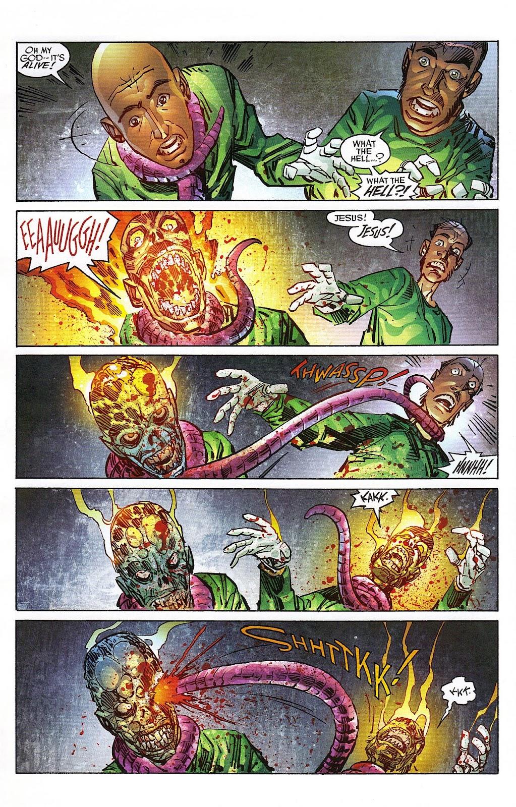 The Savage Dragon (1993) Issue #151 #154 - English 22