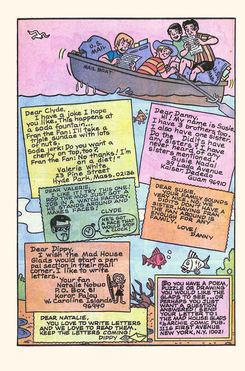 Read online The Mad House Glads comic -  Issue #86 - 25