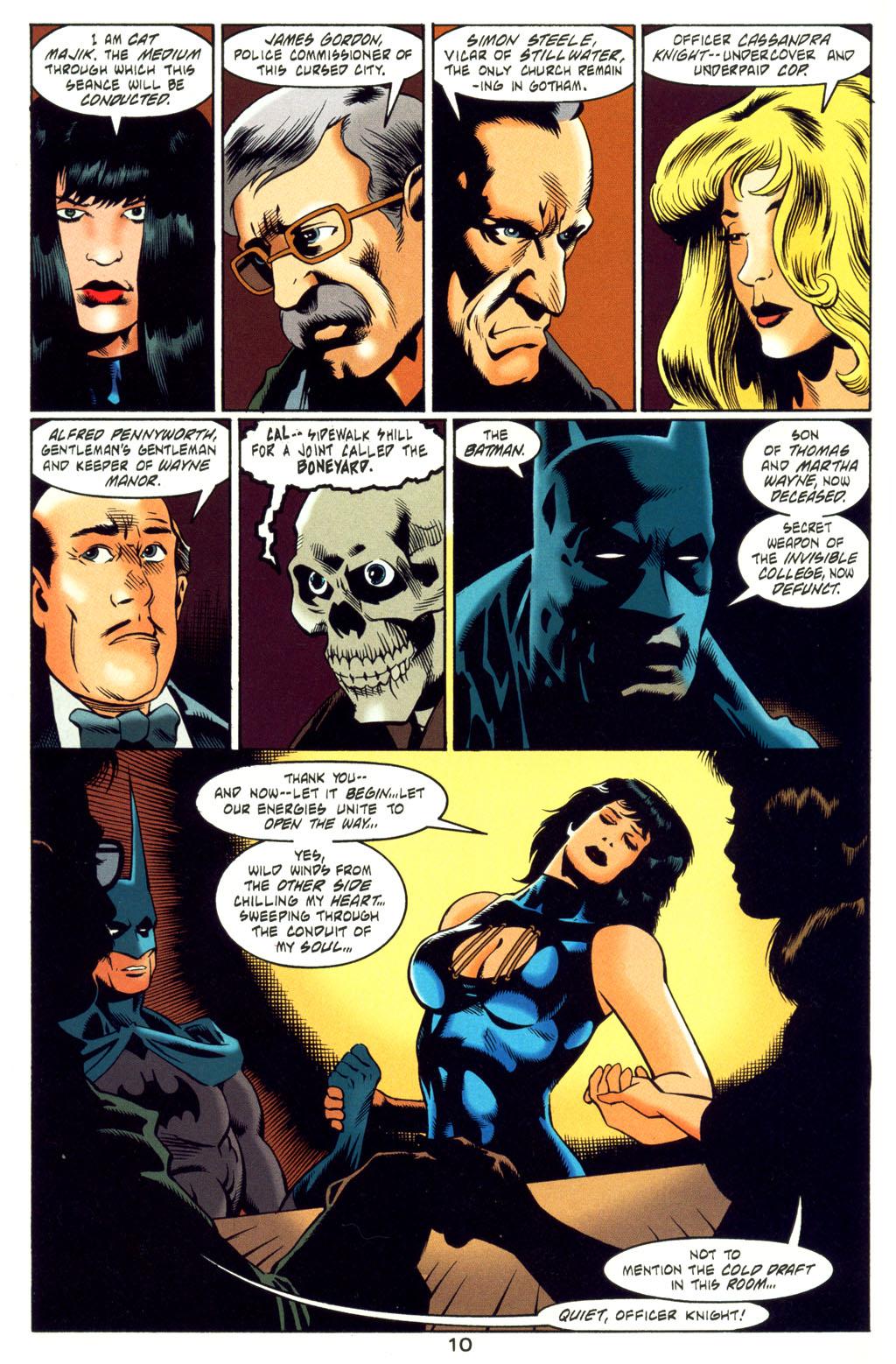 Read online Batman: Haunted Gotham comic -  Issue #4 - 11