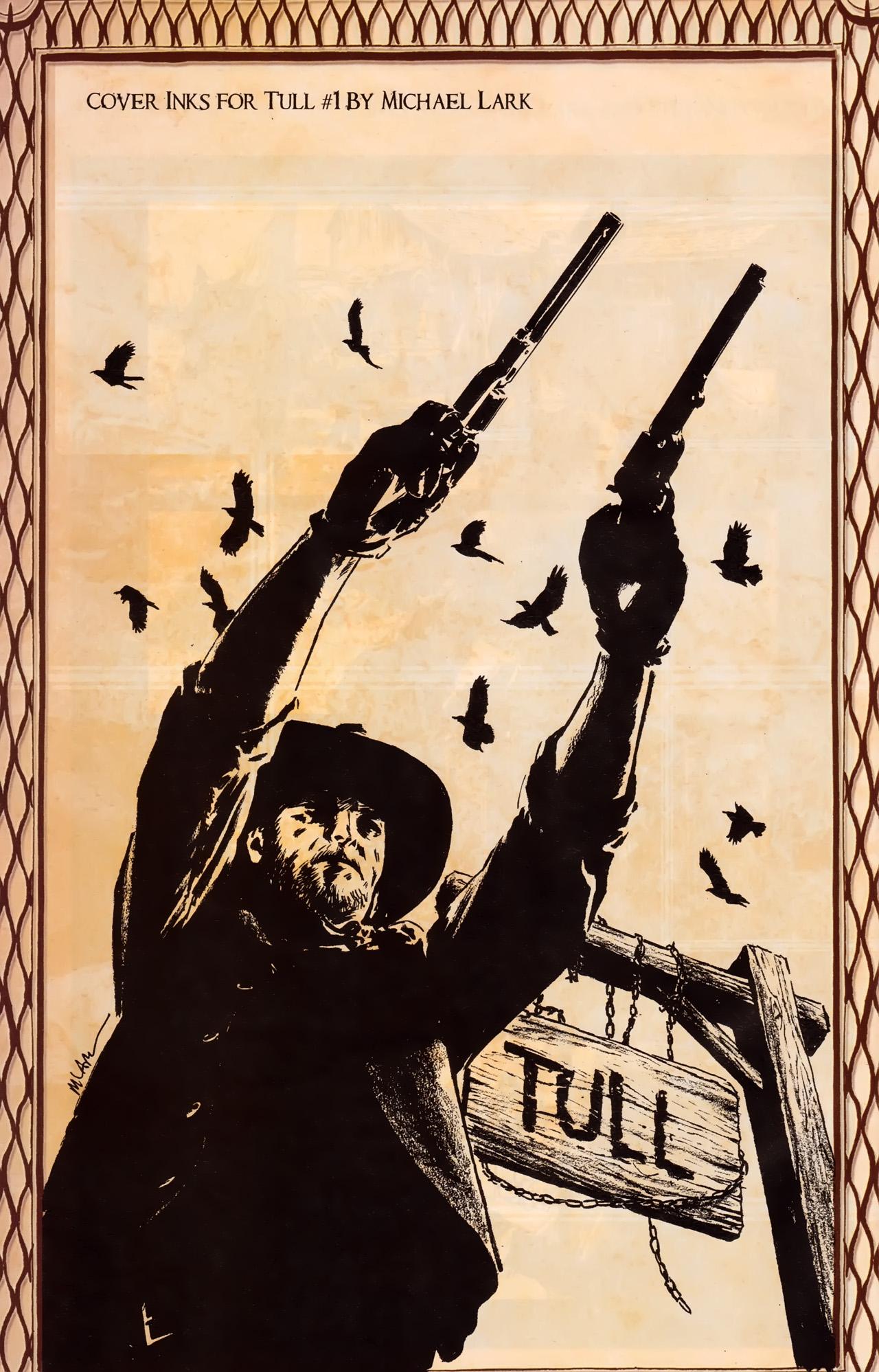 Read online Dark Tower: The Gunslinger - The Battle of Tull comic -  Issue #1 - 30