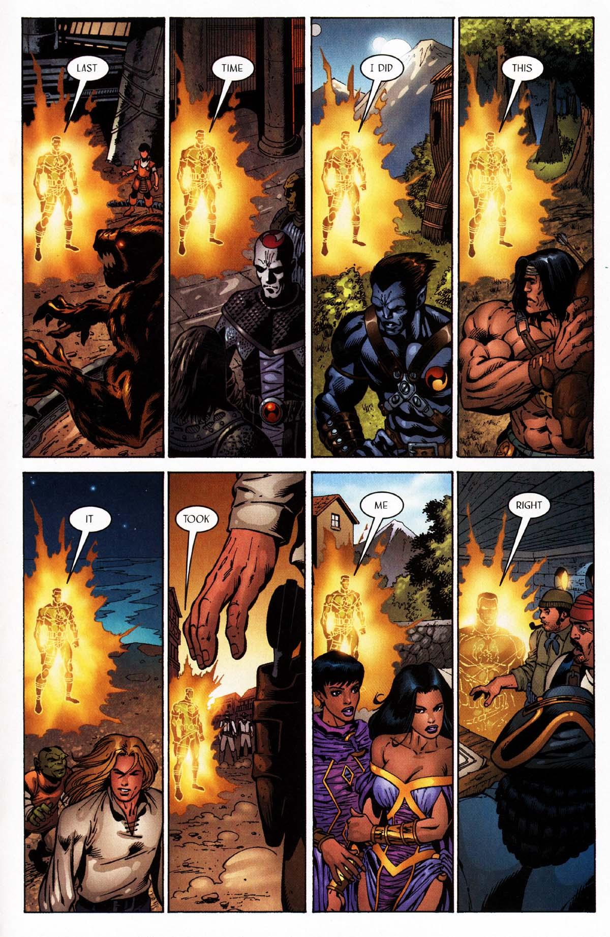 Read online Sigil (2000) comic -  Issue #27 - 27