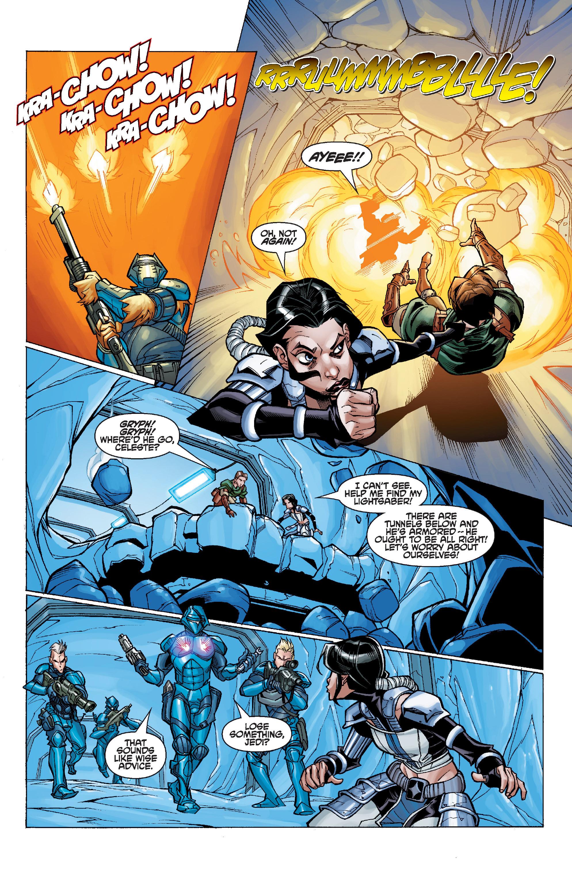 Read online Star Wars Omnibus comic -  Issue # Vol. 32 - 181