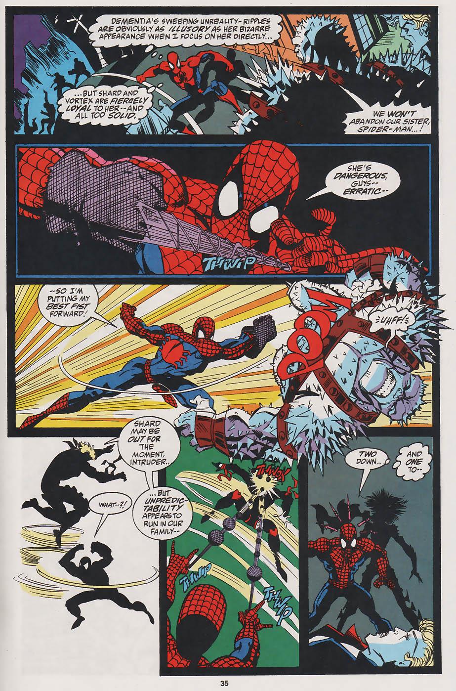 Web of Spider-Man (1985) _Annual 9 #9 - English 27