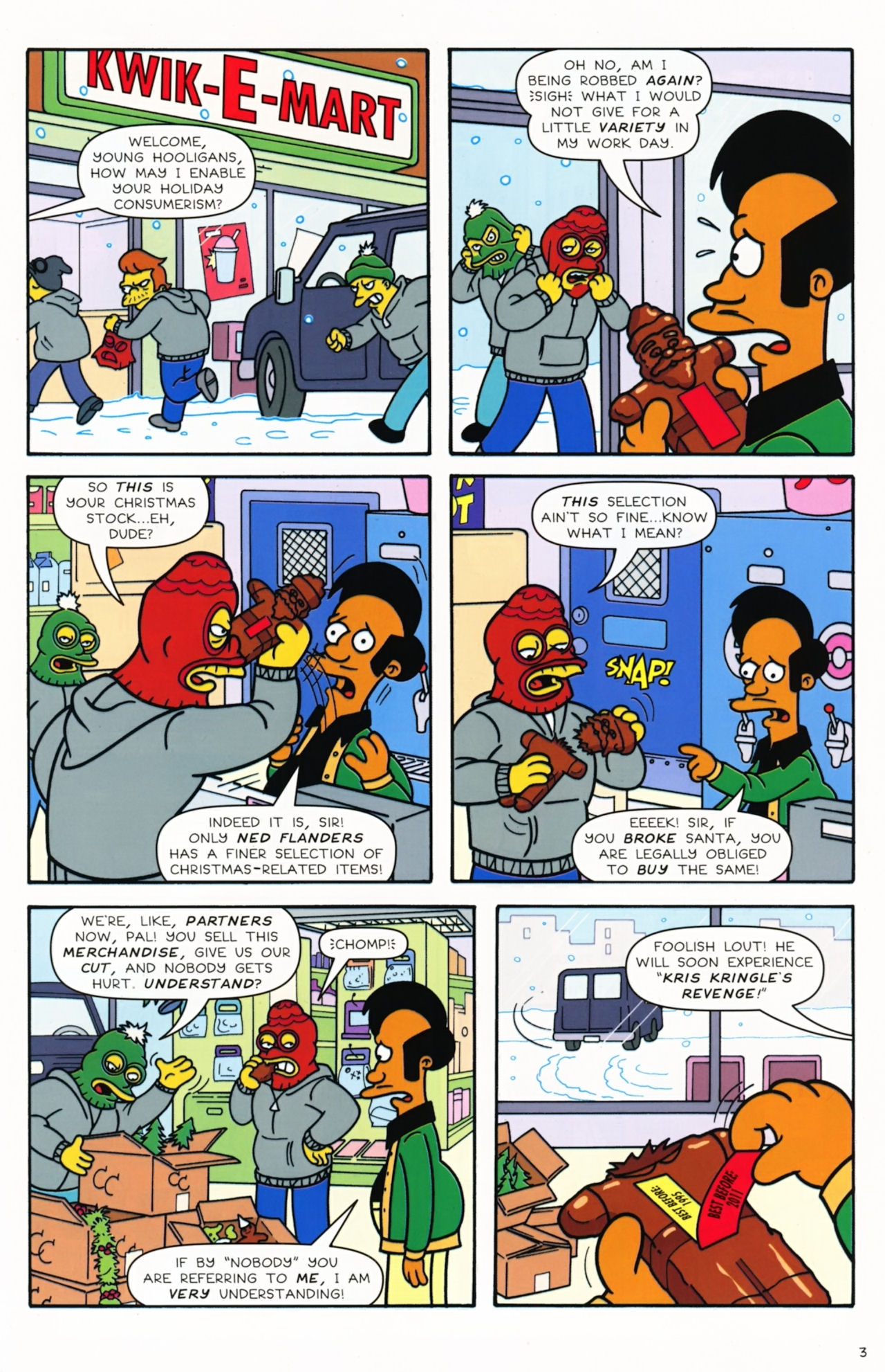 Read online Simpsons Comics comic -  Issue #172 - 5