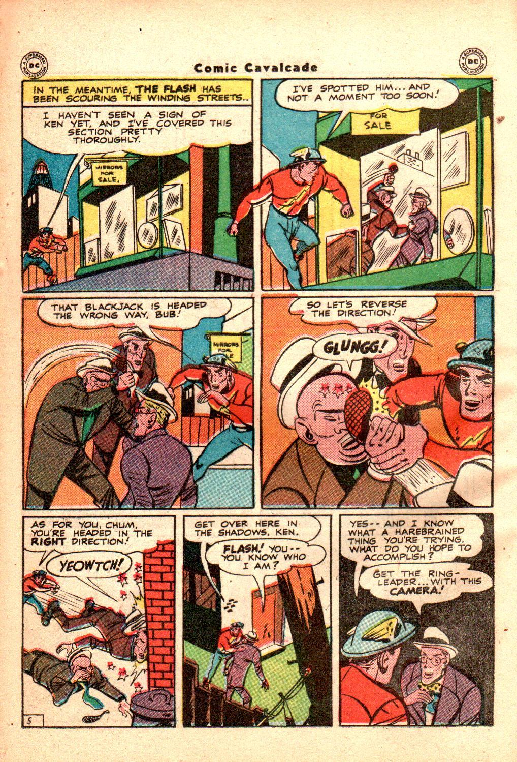 Comic Cavalcade issue 21 - Page 34