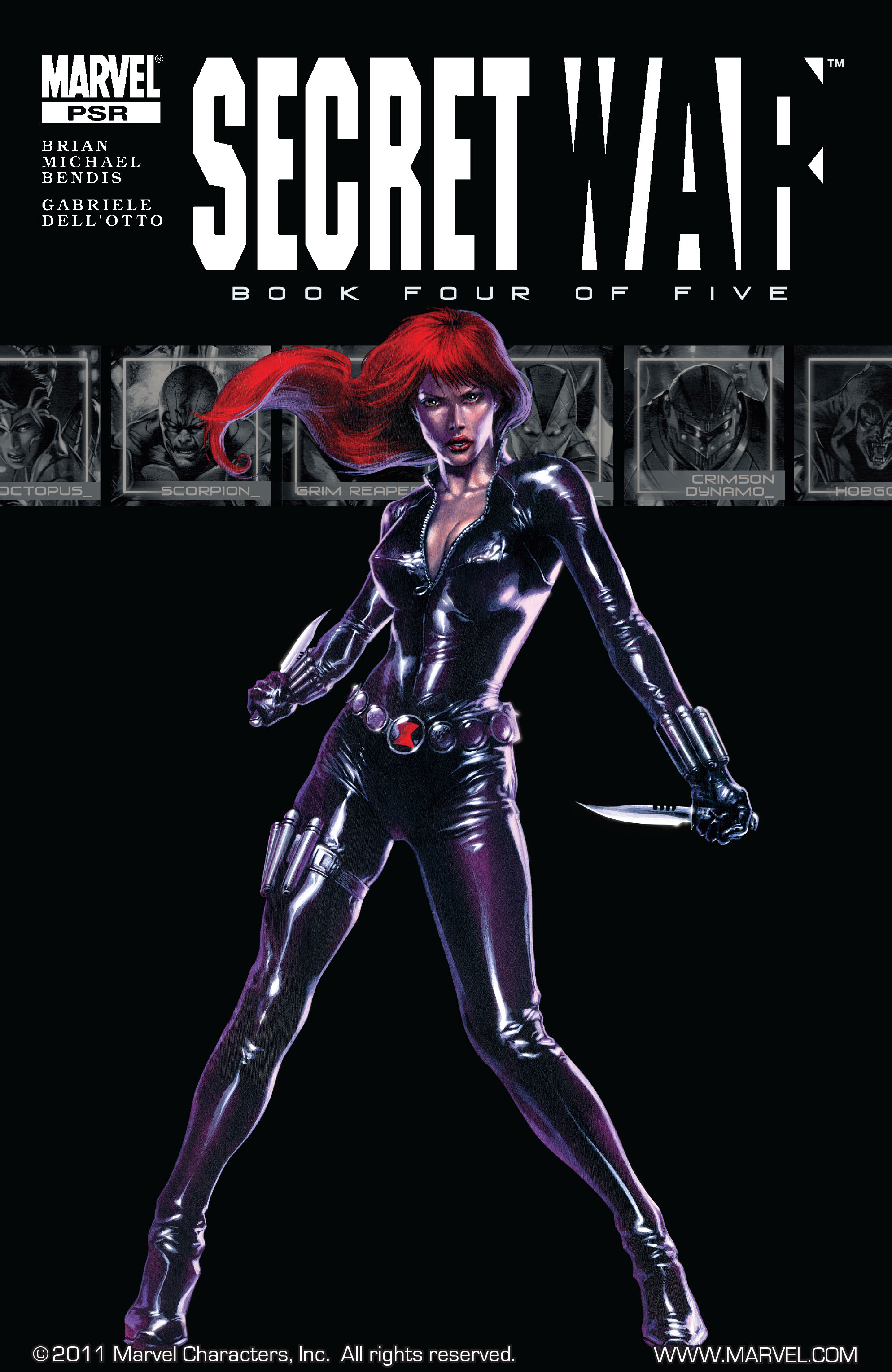 Read online Secret War comic -  Issue # Full - 73
