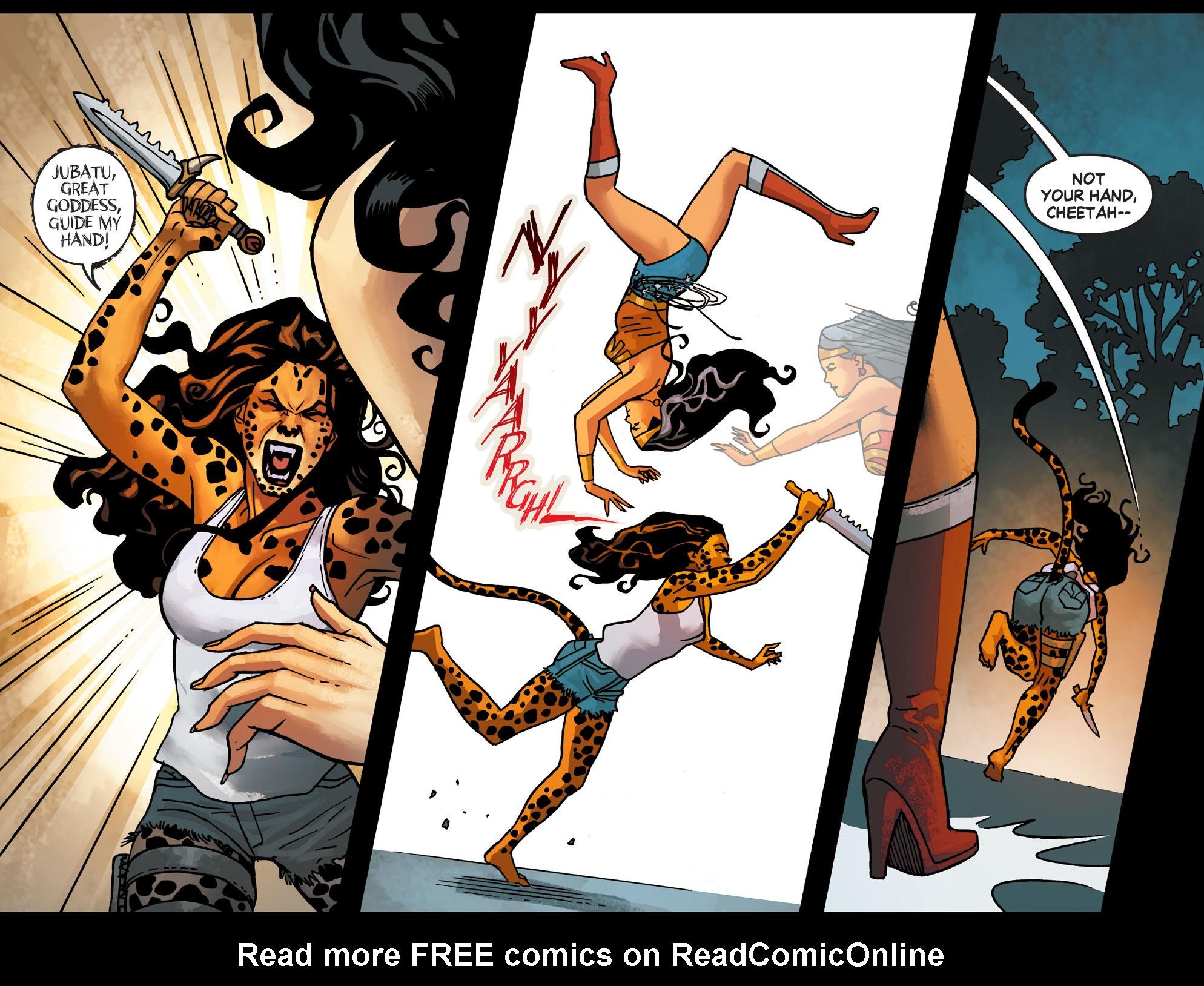 Read online Wonder Woman '77 [I] comic -  Issue #9 - 15