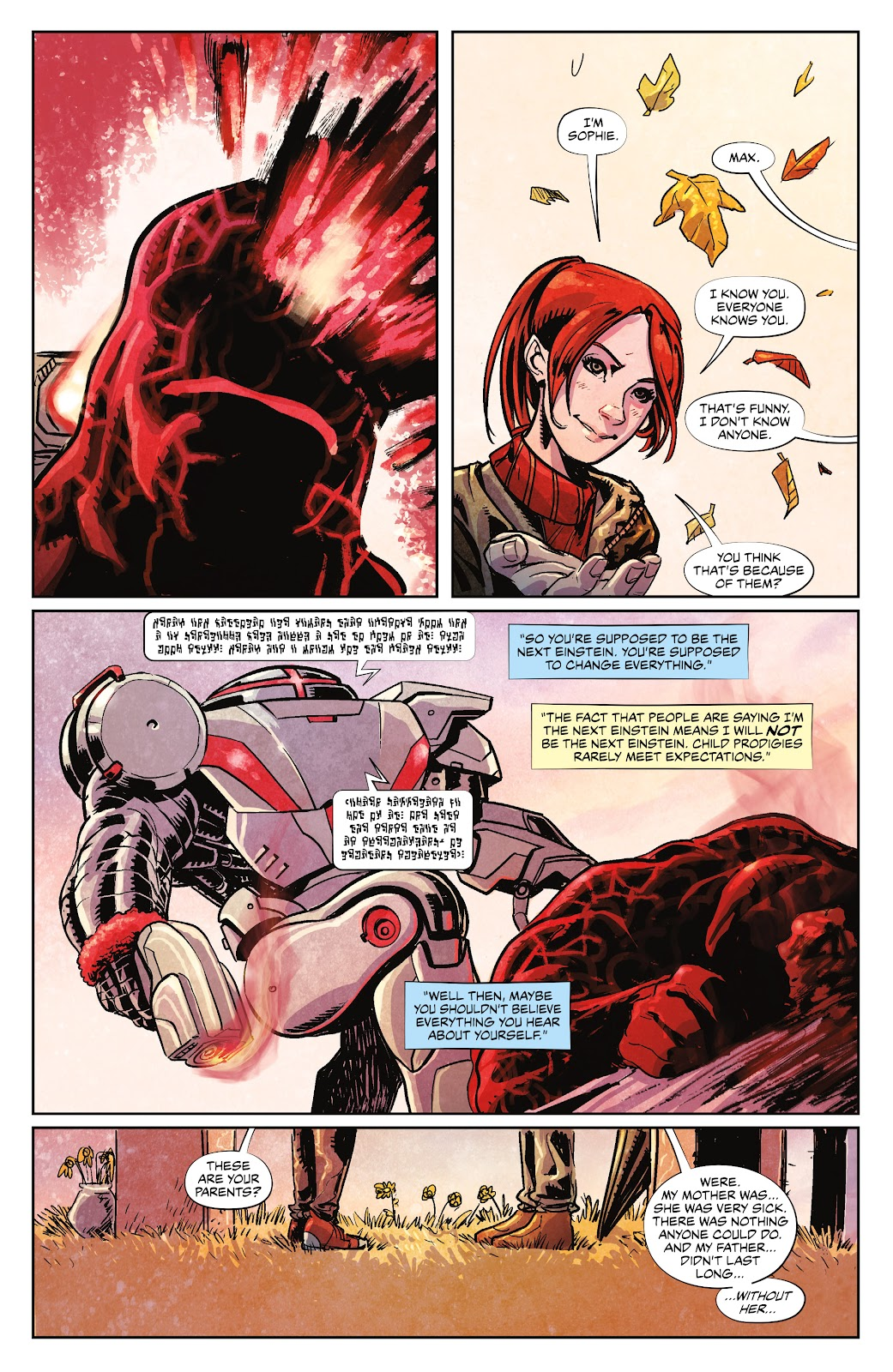 Read online Maxwell's Demons comic -  Issue #4 - 9