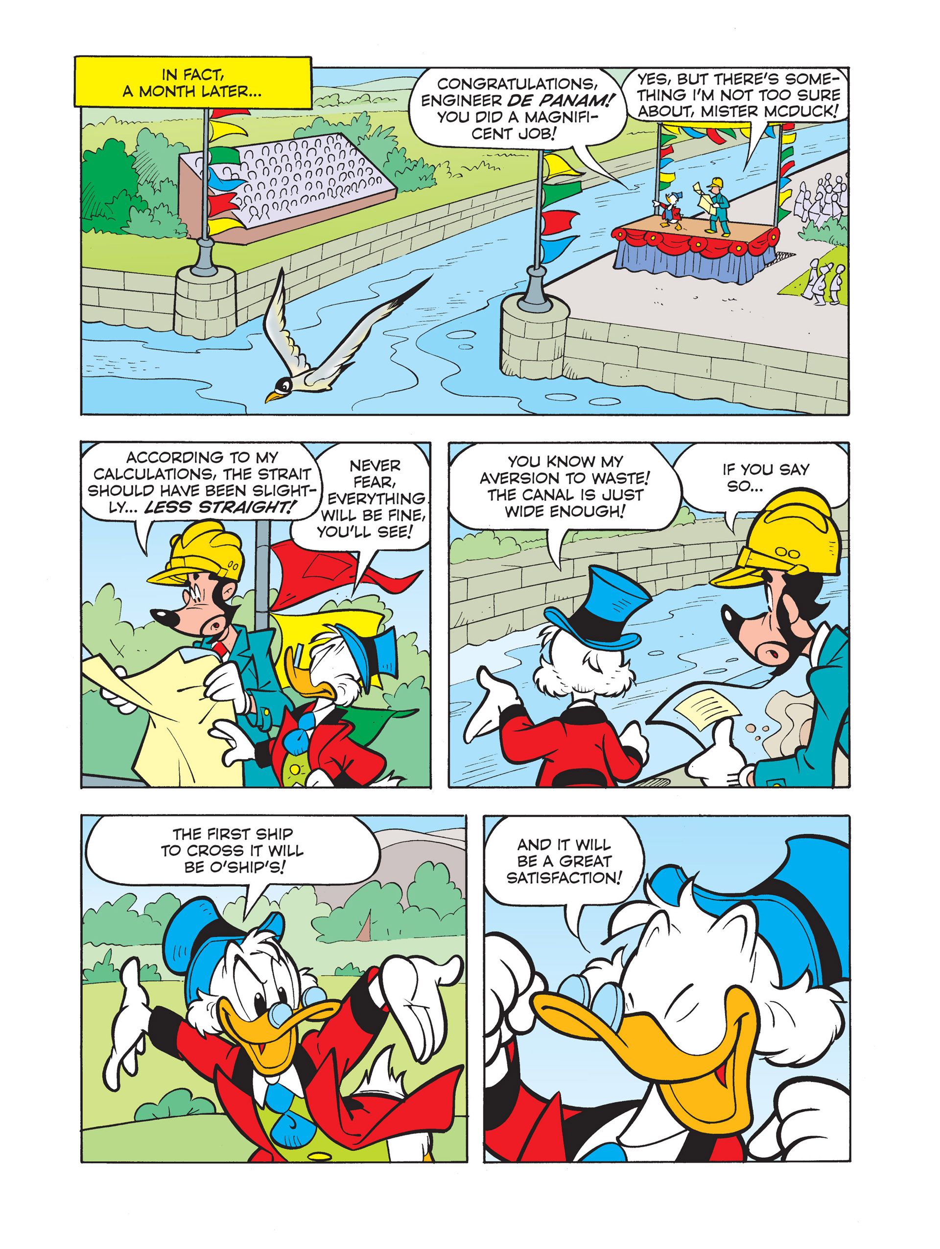 Read online All of Scrooge McDuck's Millions comic -  Issue #7 - 20