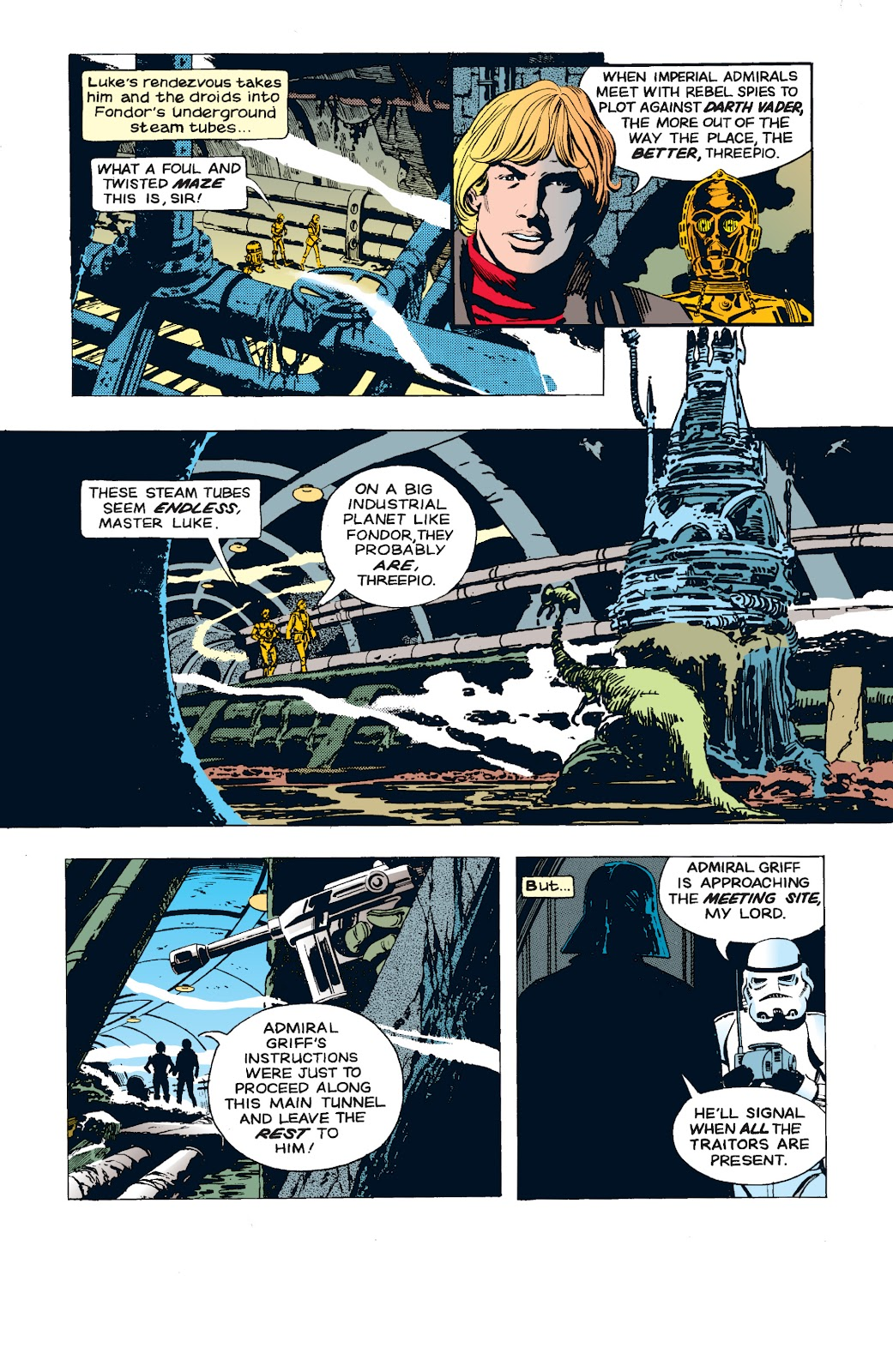 Read online Star Wars Legends: The Newspaper Strips - Epic Collection comic -  Issue # TPB (Part 5) - 60