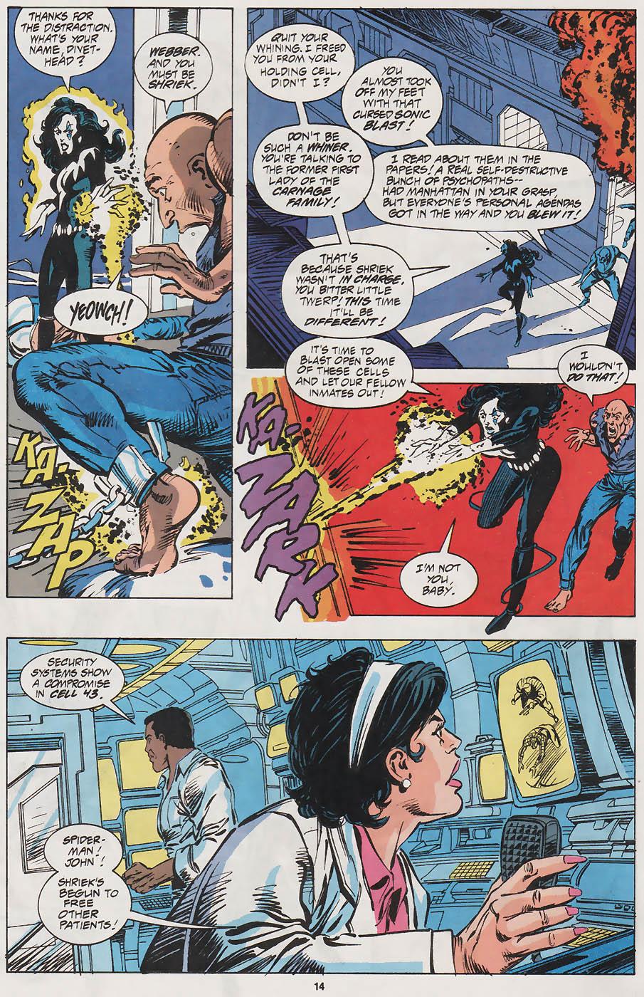Web of Spider-Man (1985) _Annual 10 #10 - English 11