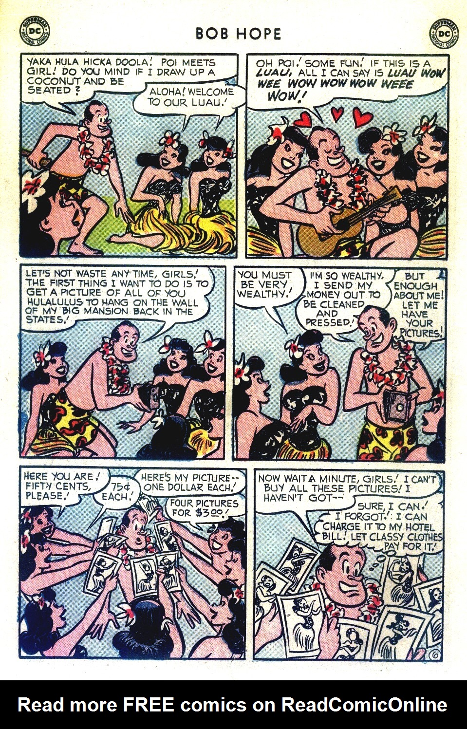 The Adventures of Bob Hope issue 27 - Page 20