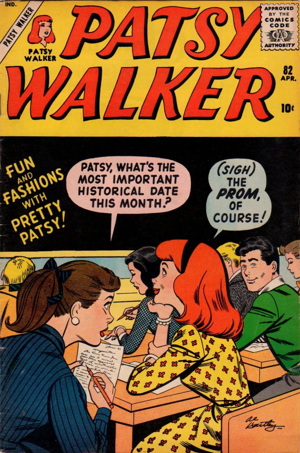 Patsy Walker 82 Page 1