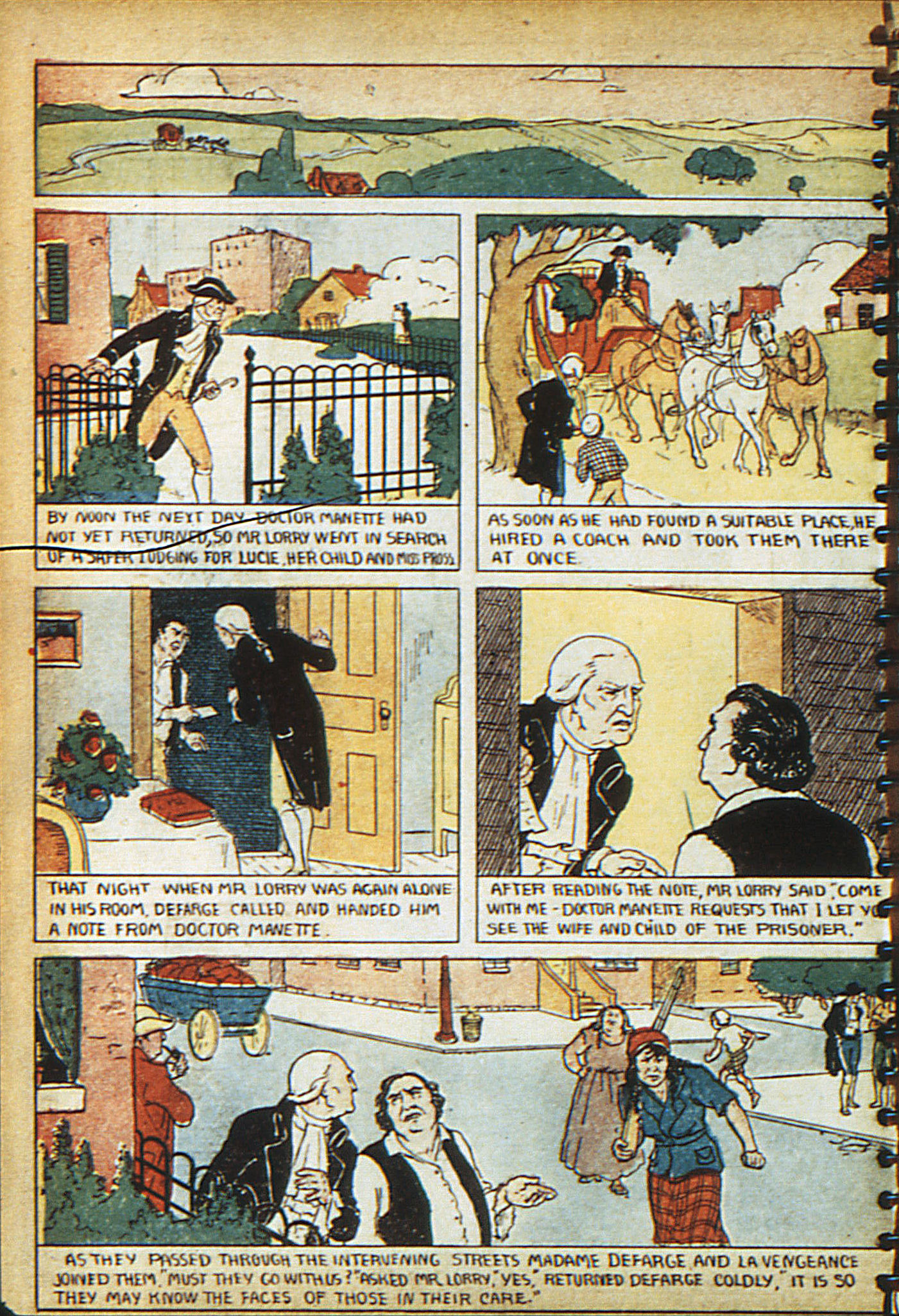 Read online Adventure Comics (1938) comic -  Issue #18 - 15