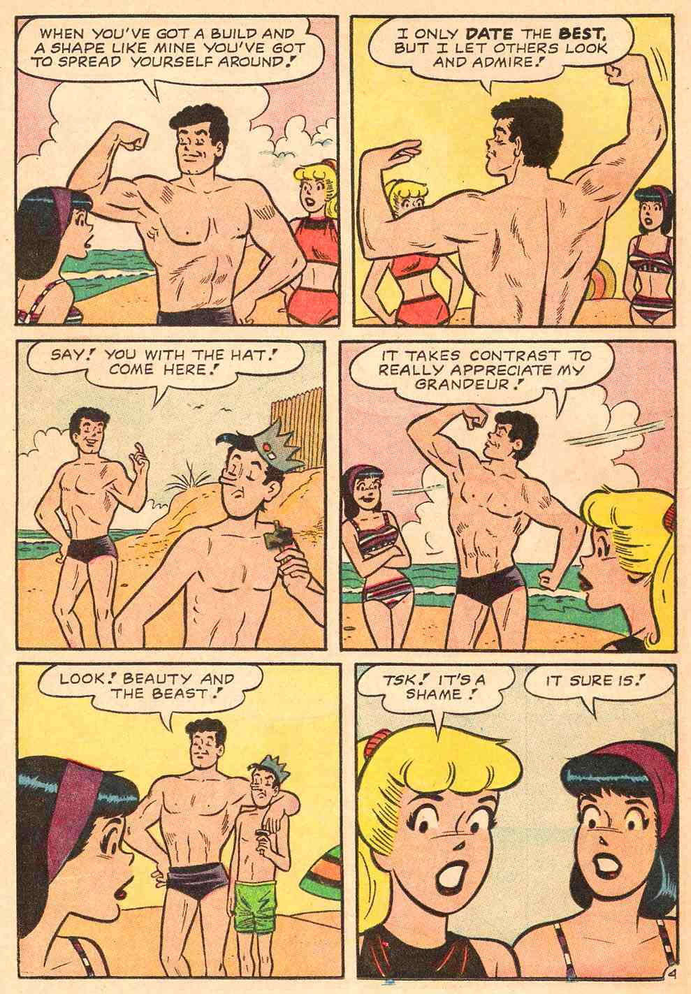 Read online Archie's Girls Betty and Veronica comic -  Issue #130 - 52