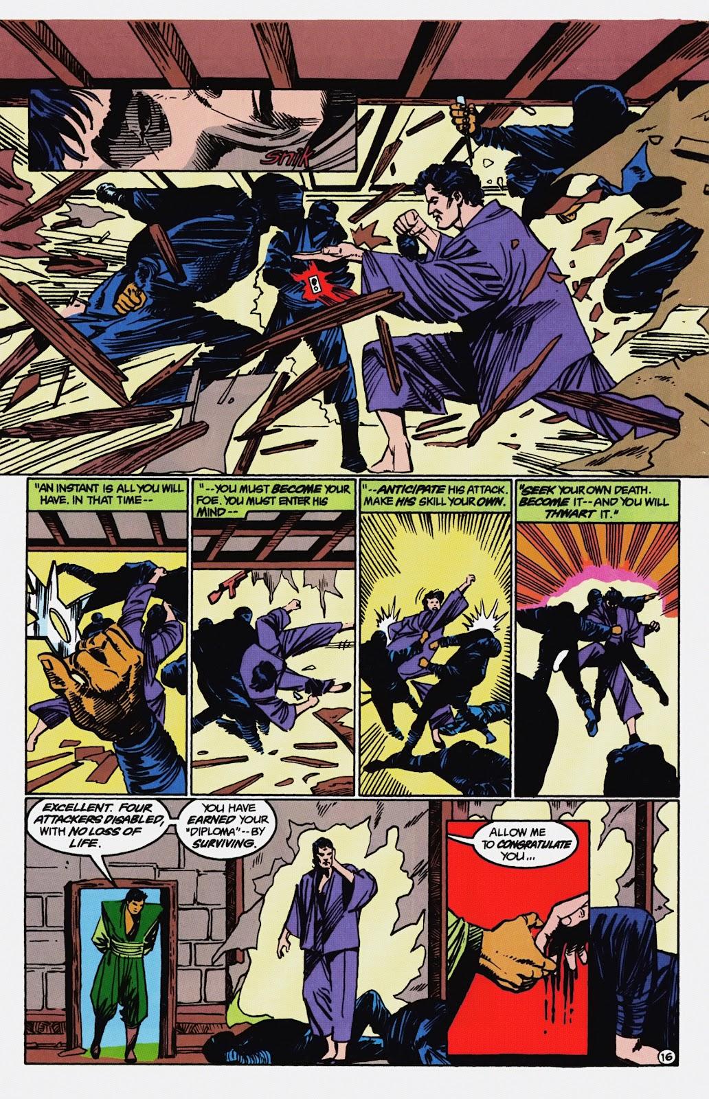 Read online Detective Comics (1937) comic -  Issue # _TPB Batman - Blind Justice (Part 1) - 81
