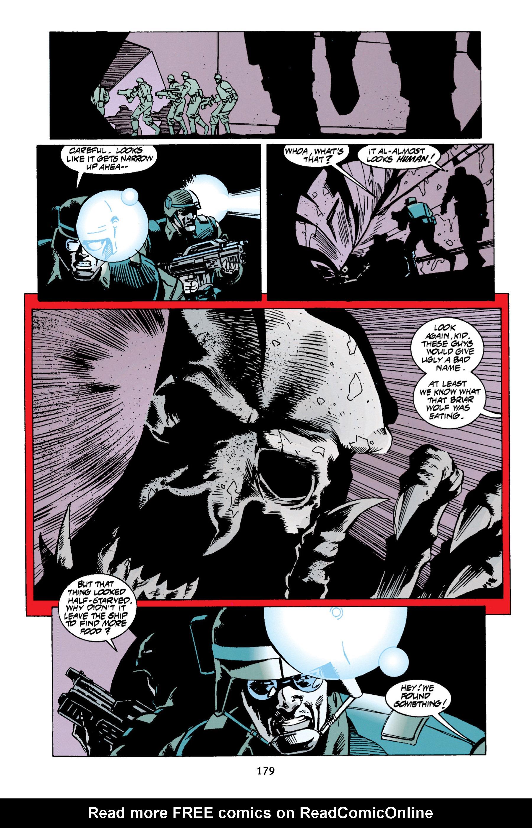 Read online Aliens vs. Predator Omnibus comic -  Issue # _TPB 1 Part 2 - 77