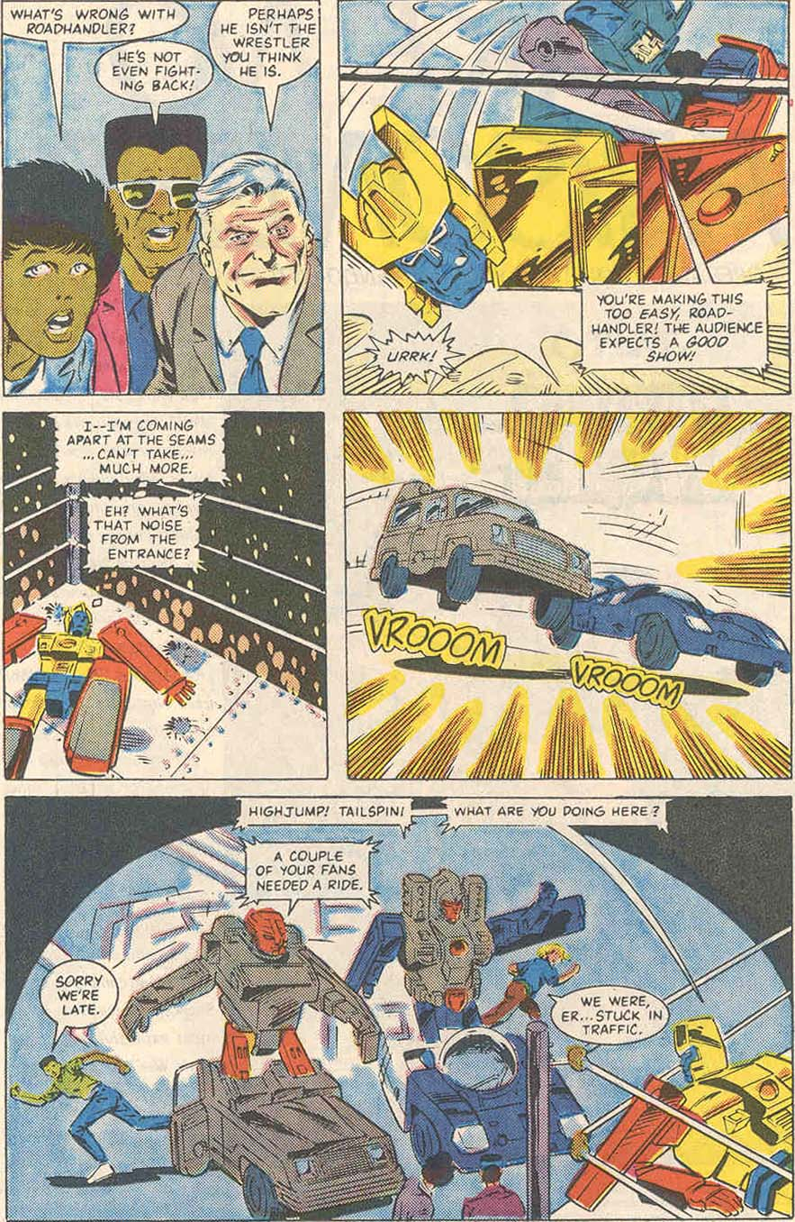 The Transformers (UK) 239 Page 2