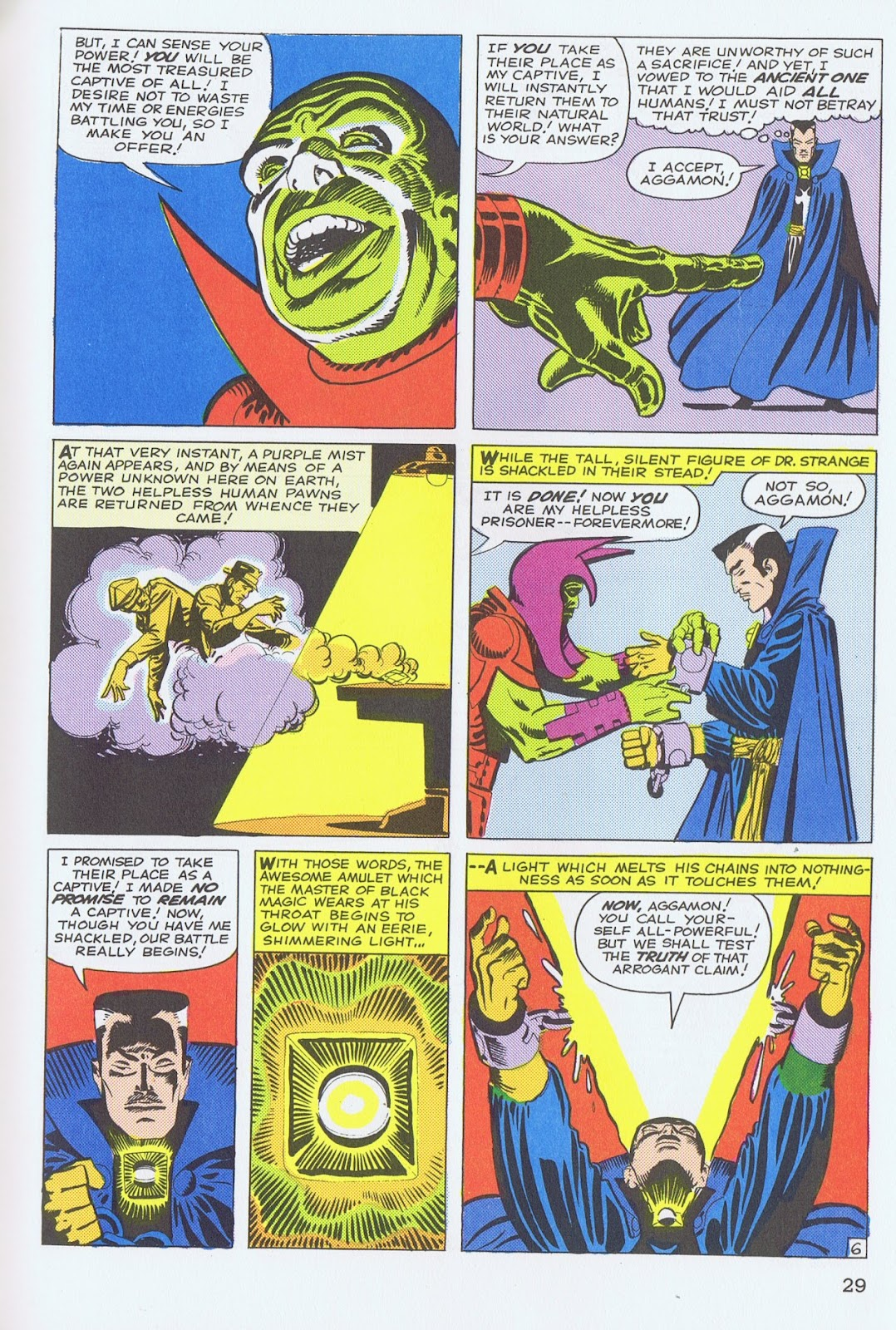 Doctor Strange: Master of the Mystic Arts issue TPB - Page 27