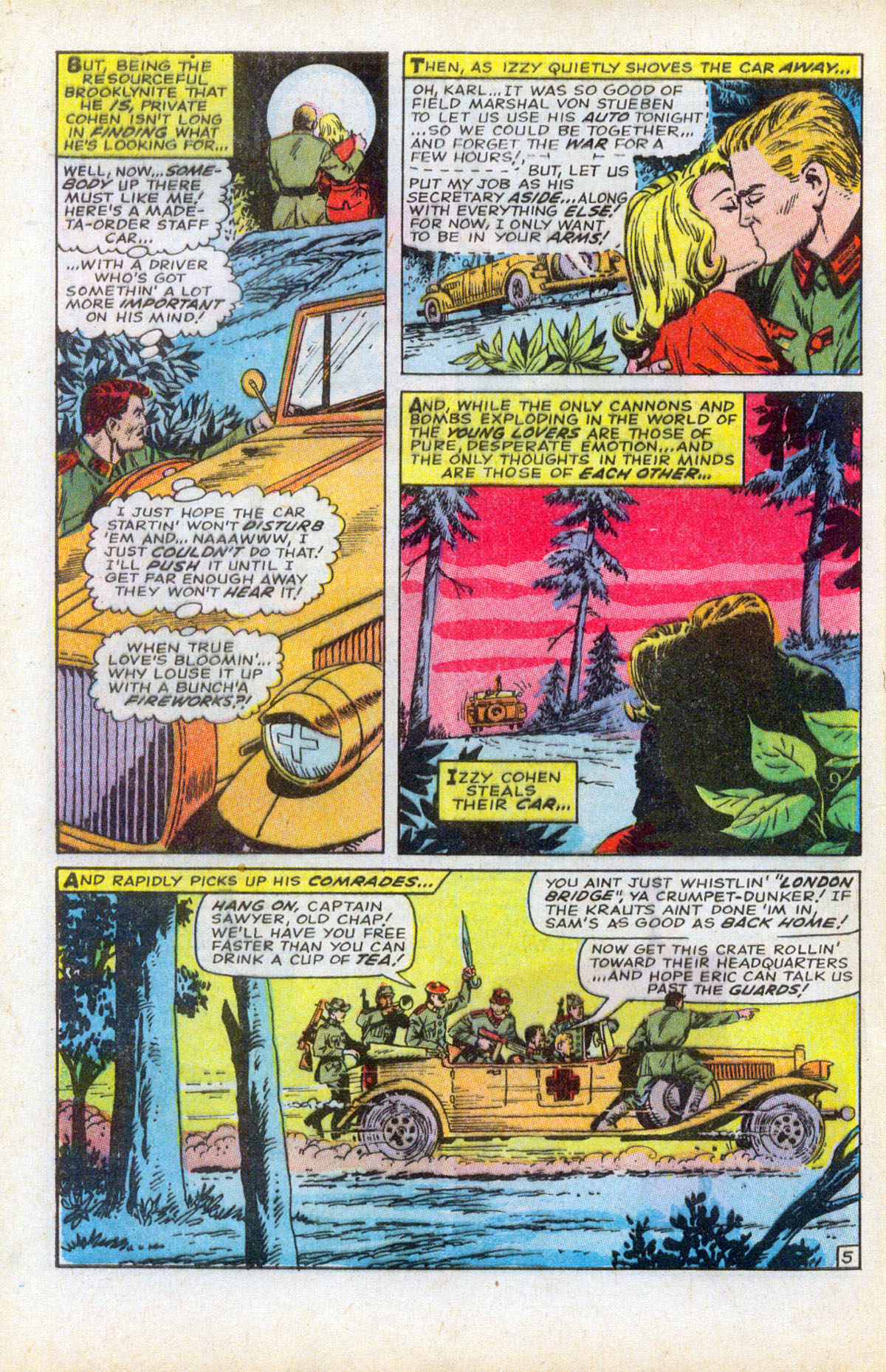 Read online Sgt. Fury comic -  Issue #61 - 8