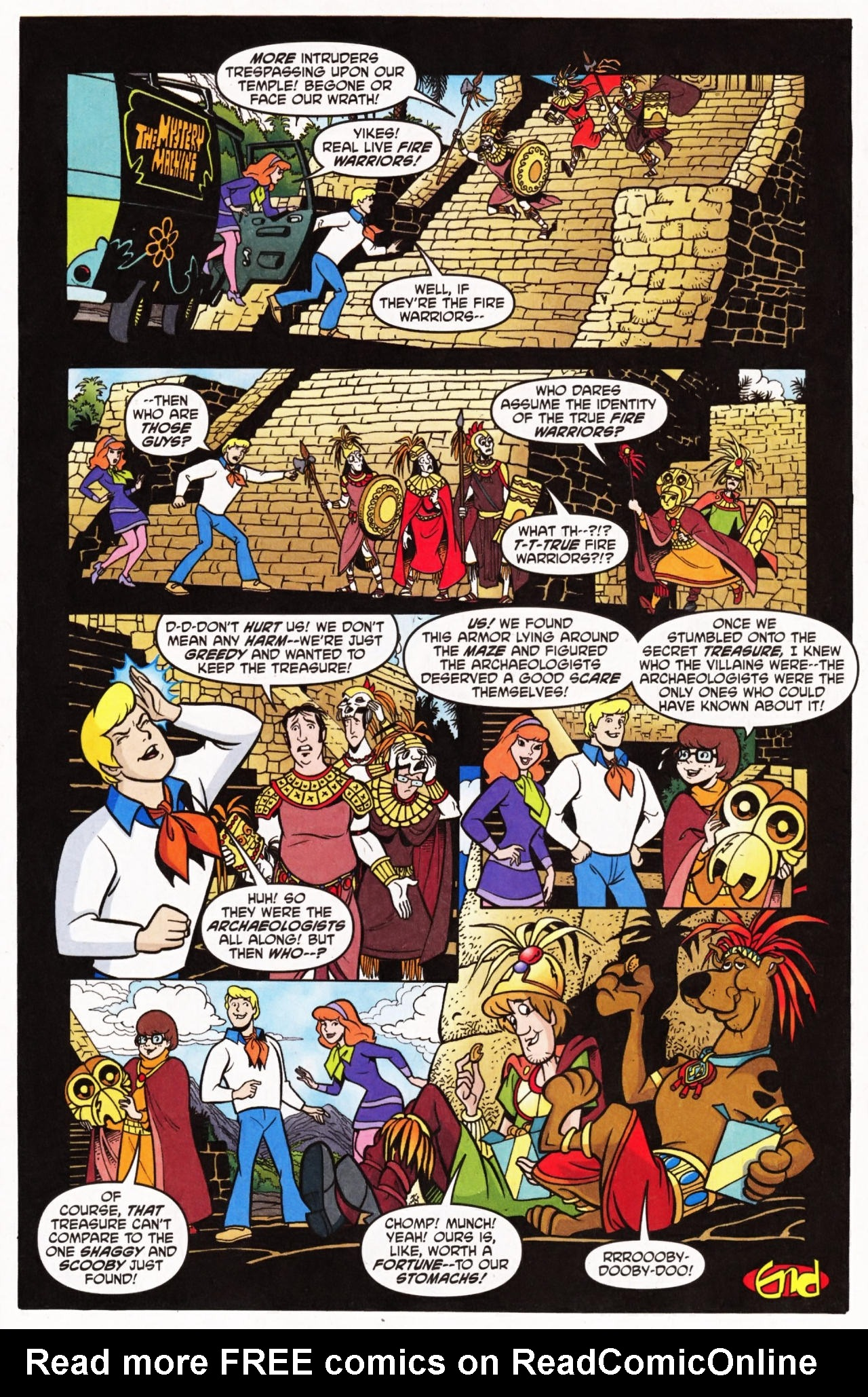 Read online Scooby-Doo (1997) comic -  Issue #133 - 9