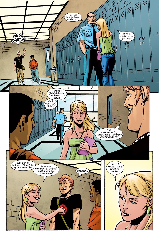 Read online Machine Teen comic -  Issue #1 - 12