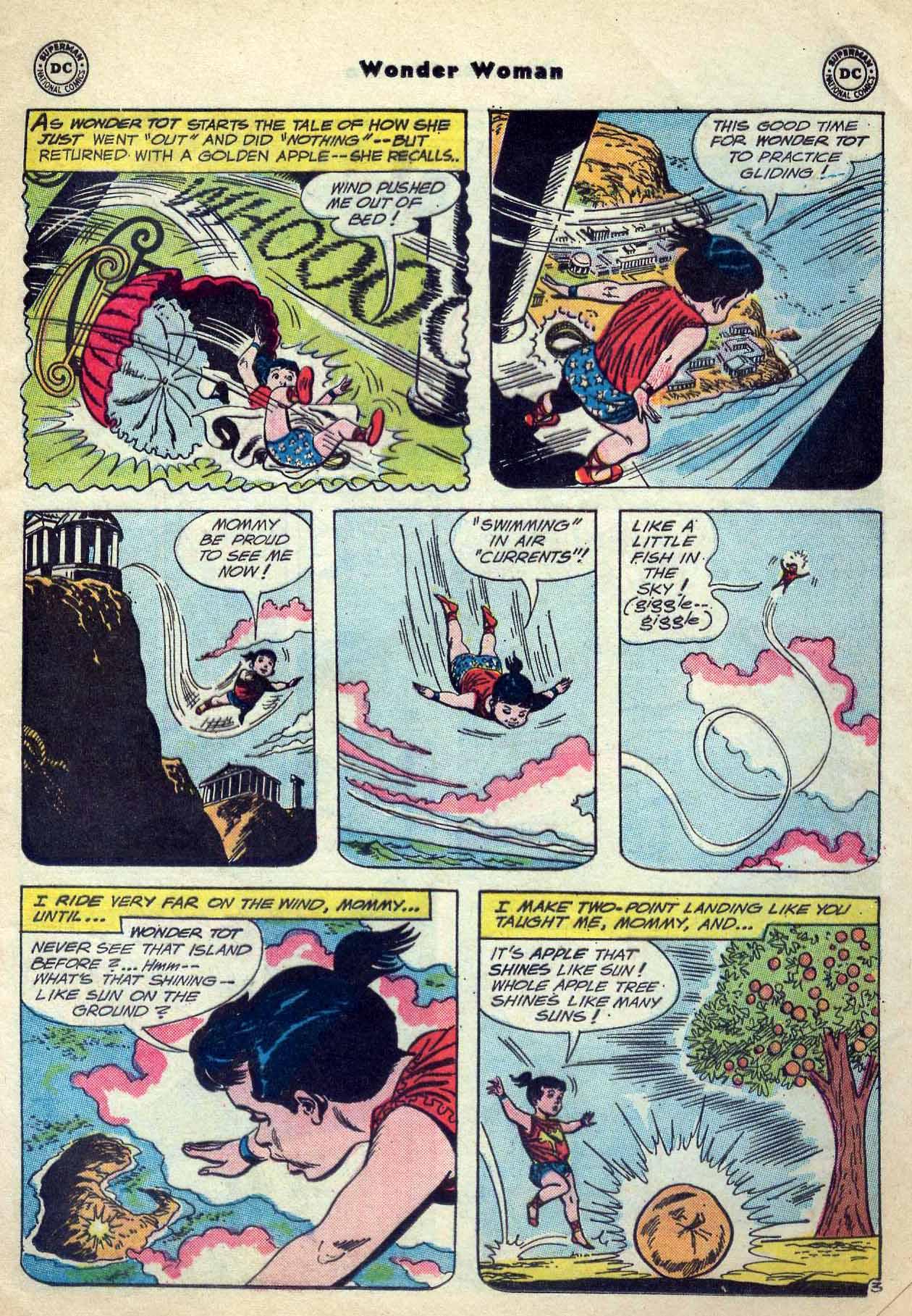 Read online Wonder Woman (1942) comic -  Issue #126 - 5