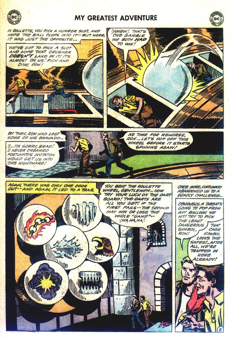 My Greatest Adventure (1955) issue 67 - Page 29