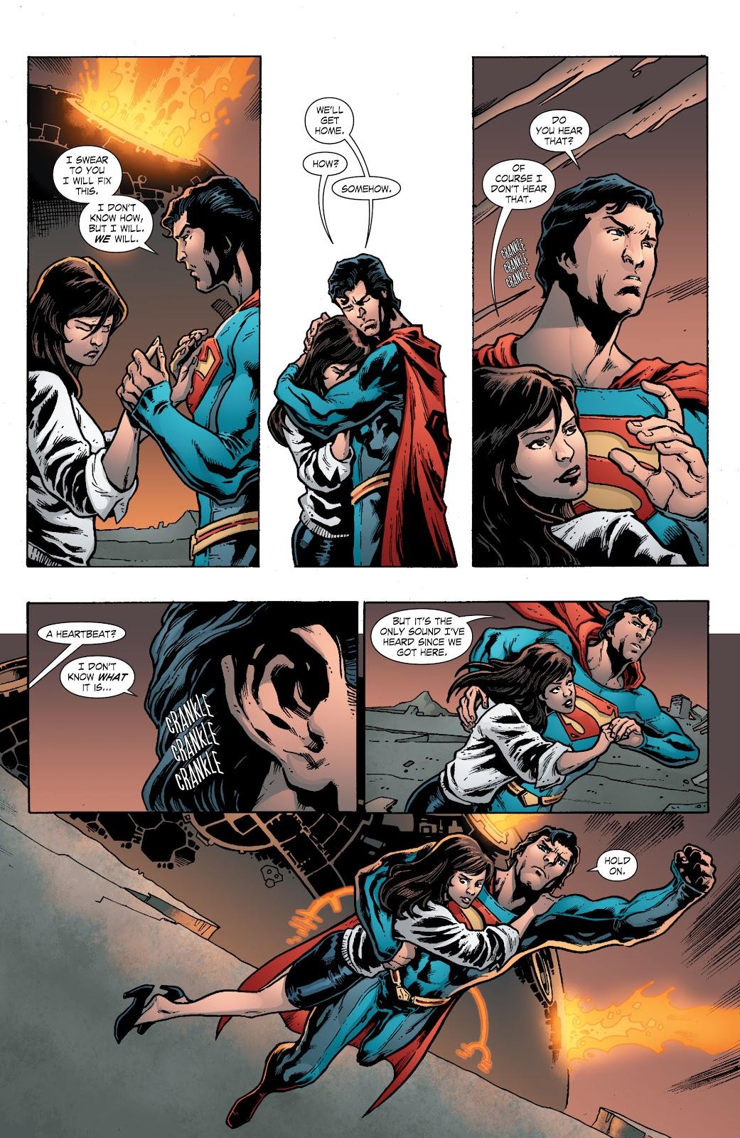 Read online Smallville Season 11 [II] comic -  Issue # TPB 8 - 116