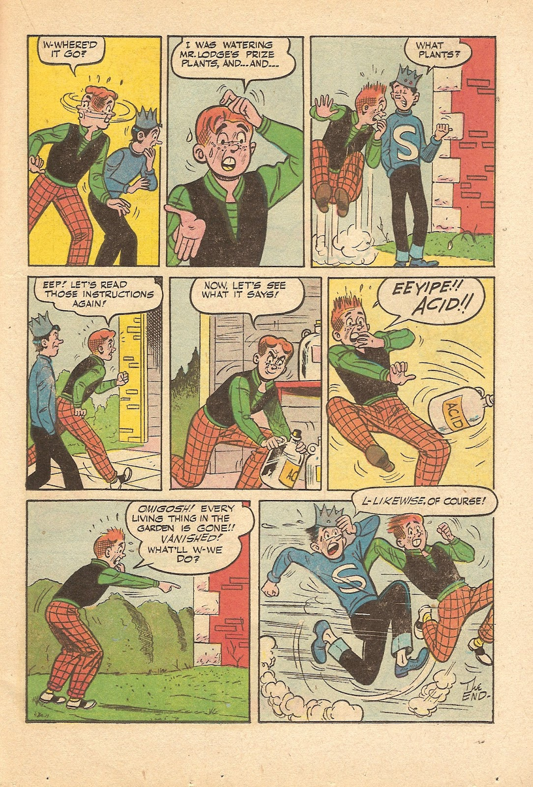 Archie Comics issue 088 - Page 21