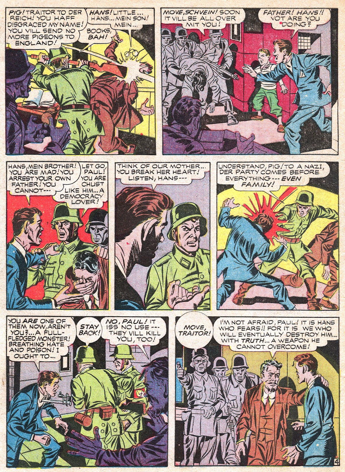 Boy Commandos issue 2 - Page 6
