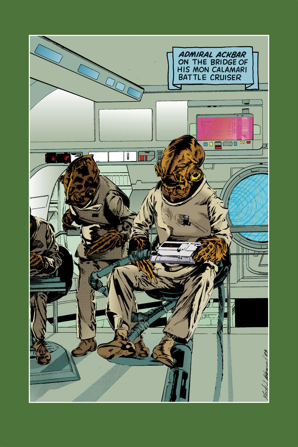 Read online Star Wars Omnibus comic -  Issue # Vol. 18.5 - 166