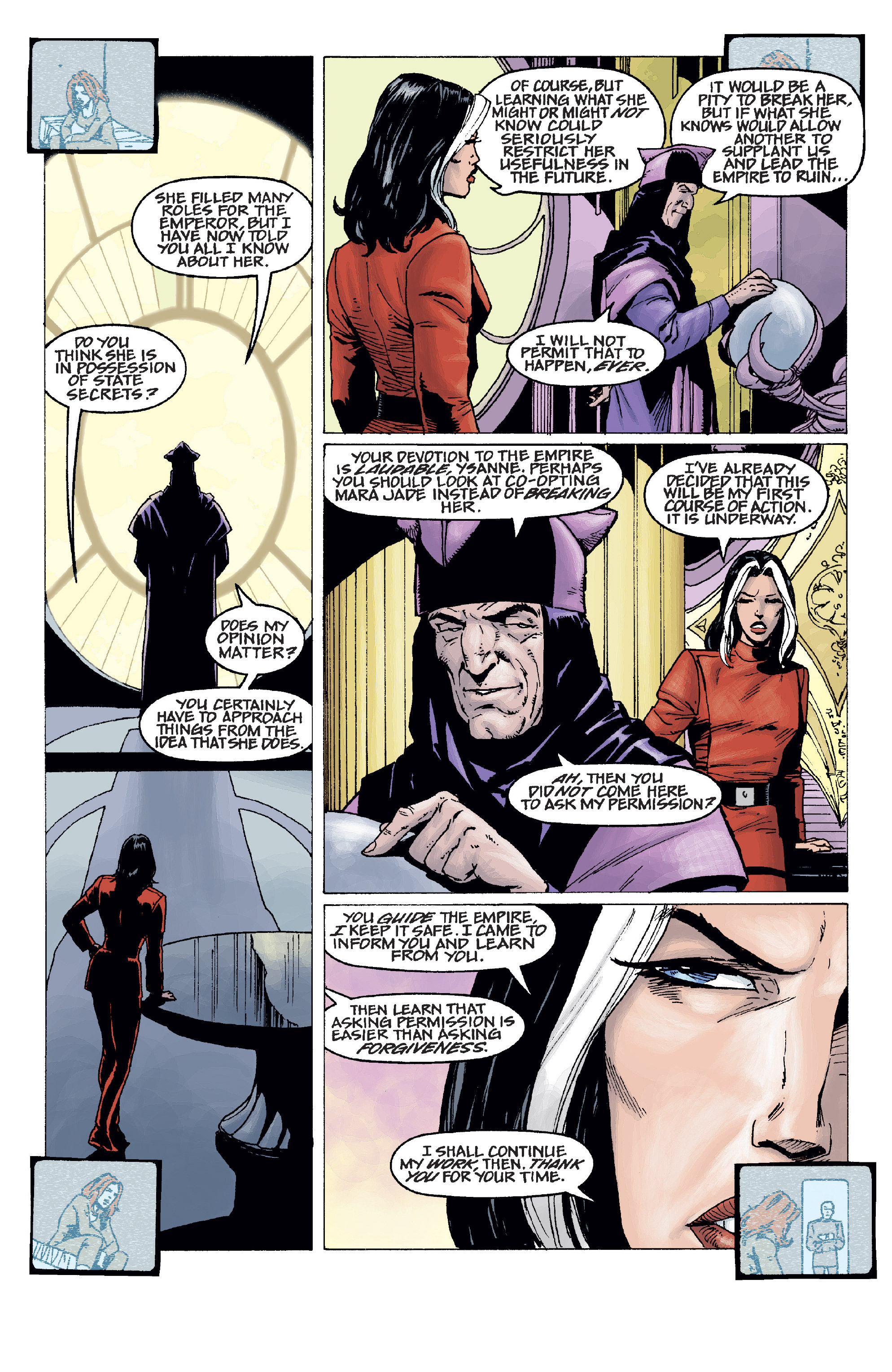 Read online Star Wars Omnibus comic -  Issue # Vol. 11 - 208