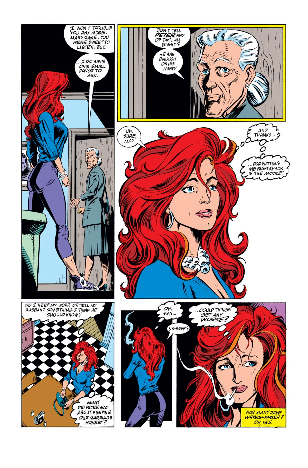 The Amazing Spider-Man (1963) 383 Page 12