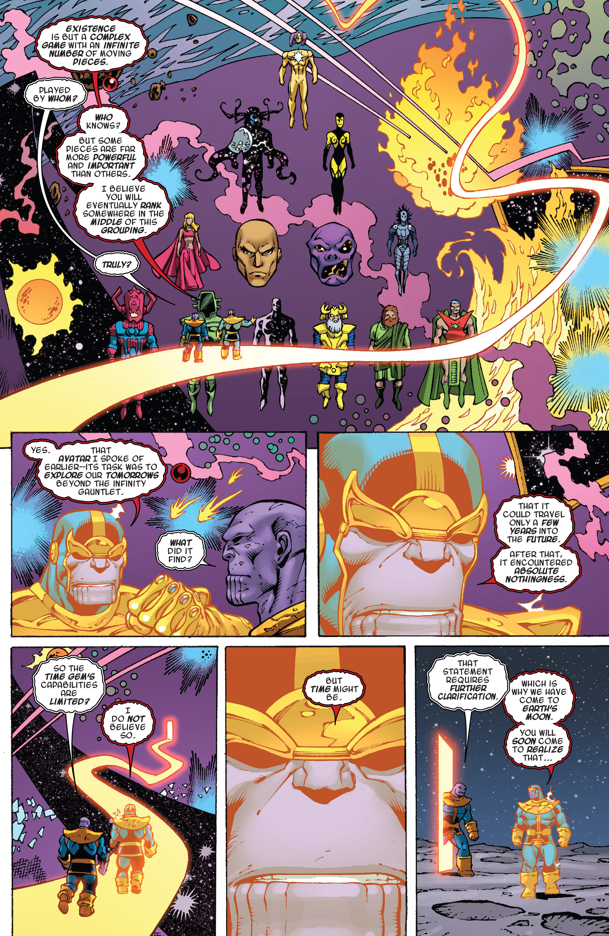 Read online Thanos Annual comic -  Issue # Annual - 25