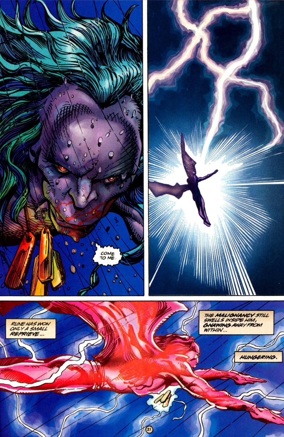 Read online Rune (1994) comic -  Issue #0 - 23