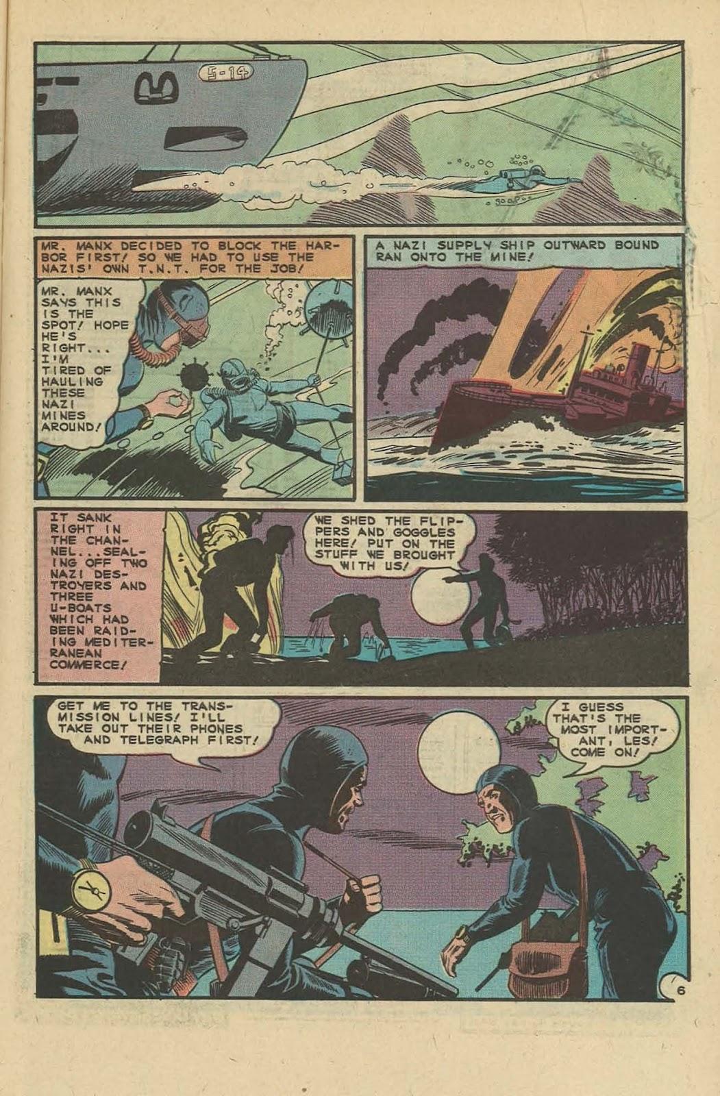 Read online Fightin' Navy comic -  Issue #127 - 31