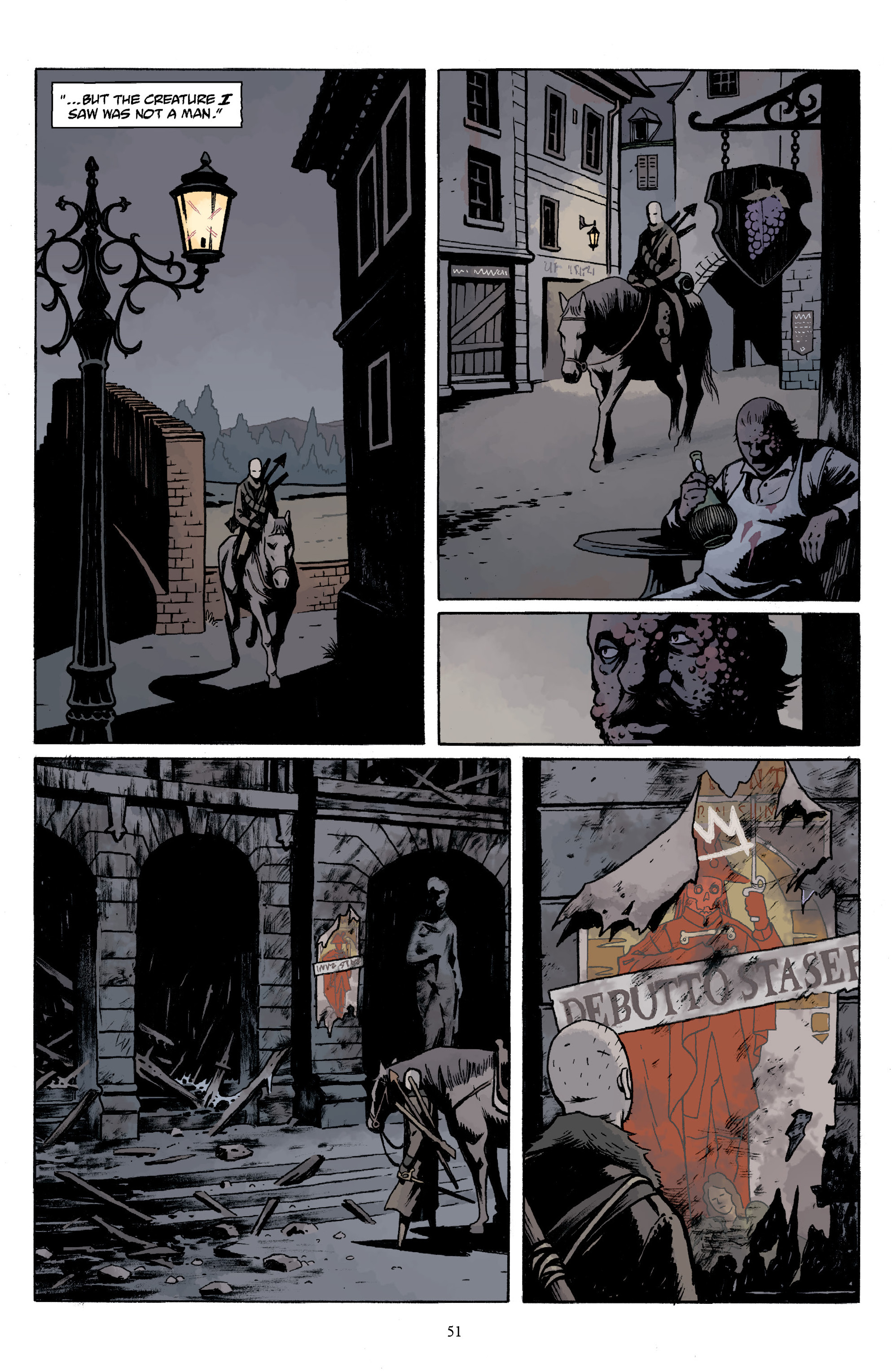 Read online Baltimore Volume 3: A Passing Stranger and Other Stories comic -  Issue # Full - 53