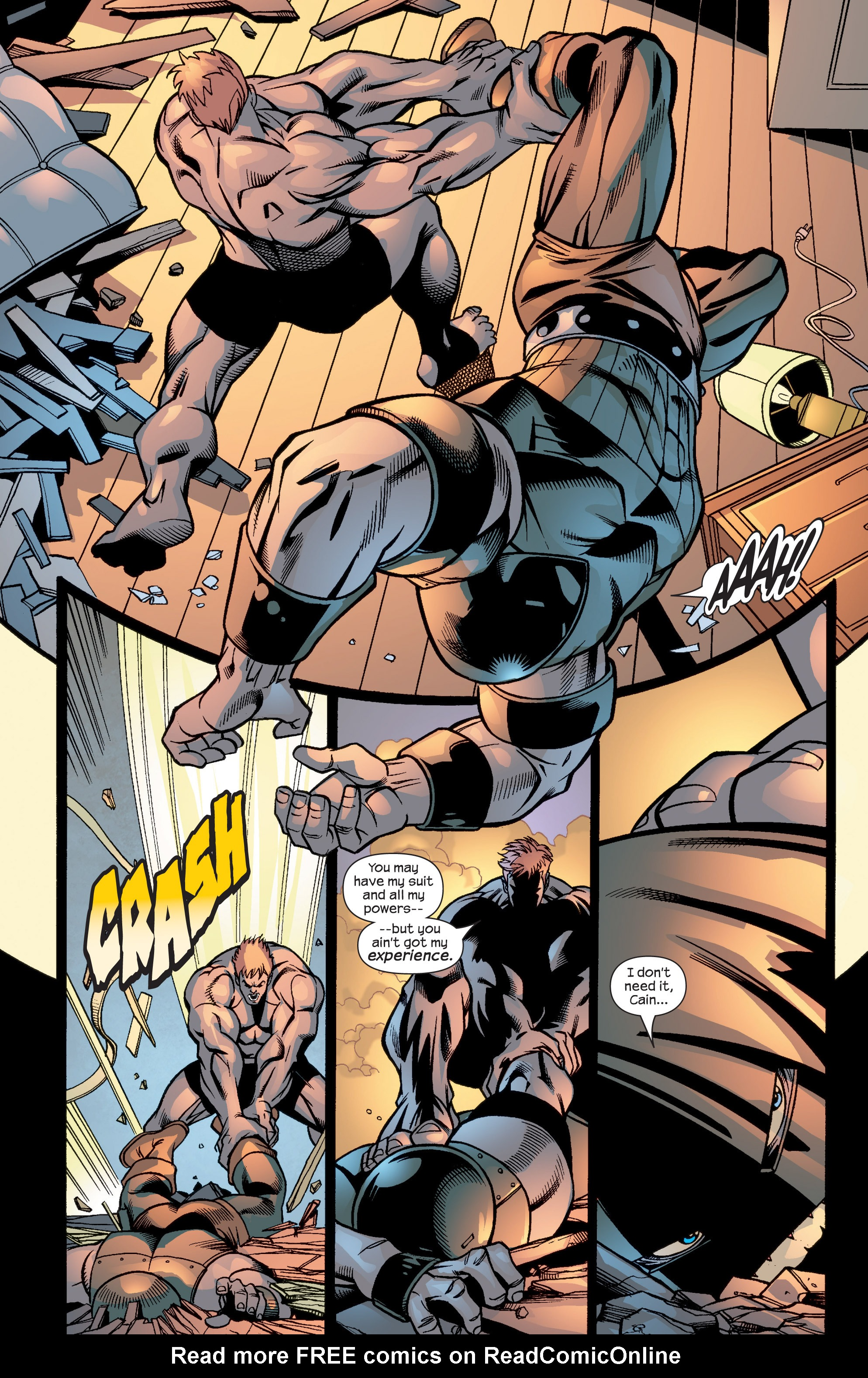 Read online Uncanny X-Men (1963) comic -  Issue #436 - 6