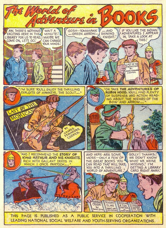 Read online Adventure Comics (1938) comic -  Issue #161 - 38